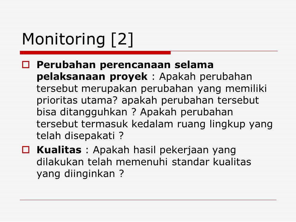 Monitoring [2]